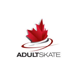 AdultSkate logo from SkateCanada